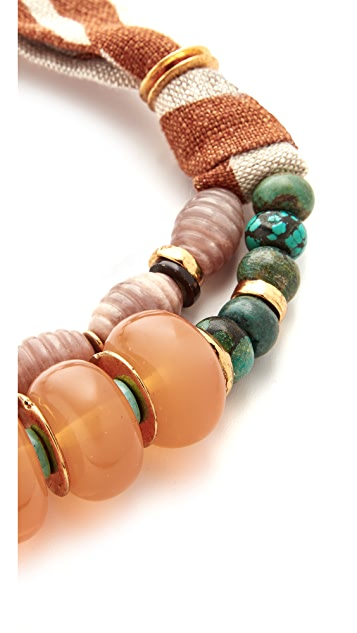 Lizzie Fortunato Central Market Collar Necklace