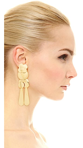 Lizzie Fortunato Groovy Earrings