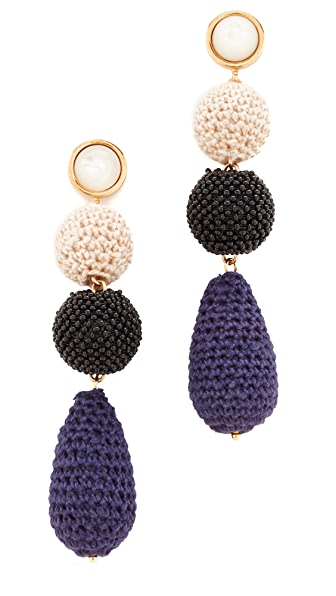 Lizzie Fortunato Siesta Earrings