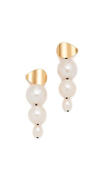 Lizzie Fortunato Dew Drop Earrings