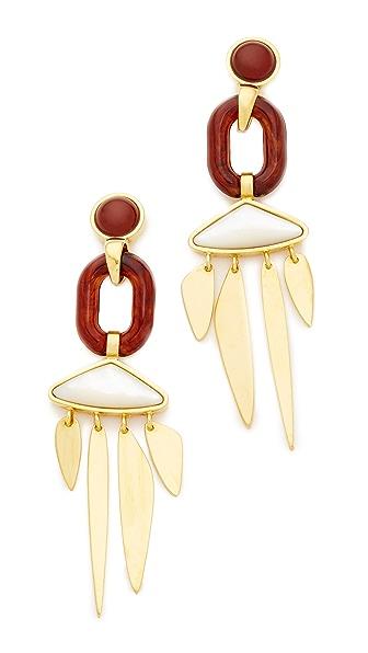 Lizzie Fortunato Larsen's Earrings