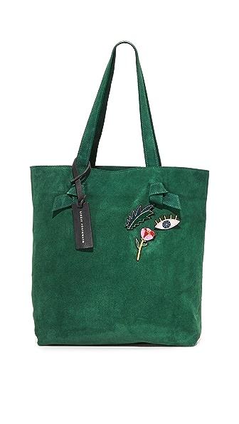 Lizzie Fortunato Essential Tote - Green