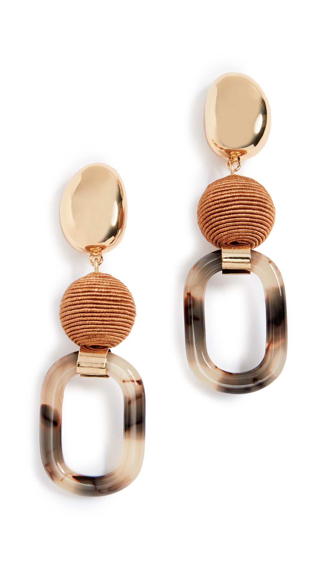 Lizzie Fortunato Element Earrings fCYwfhidJ