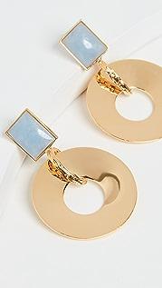 Lizzie Fortunato Promenade Hour Earrings