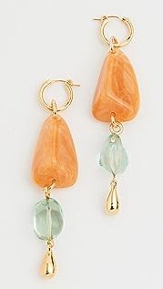 Lizzie Fortunato Waterfall Earrings