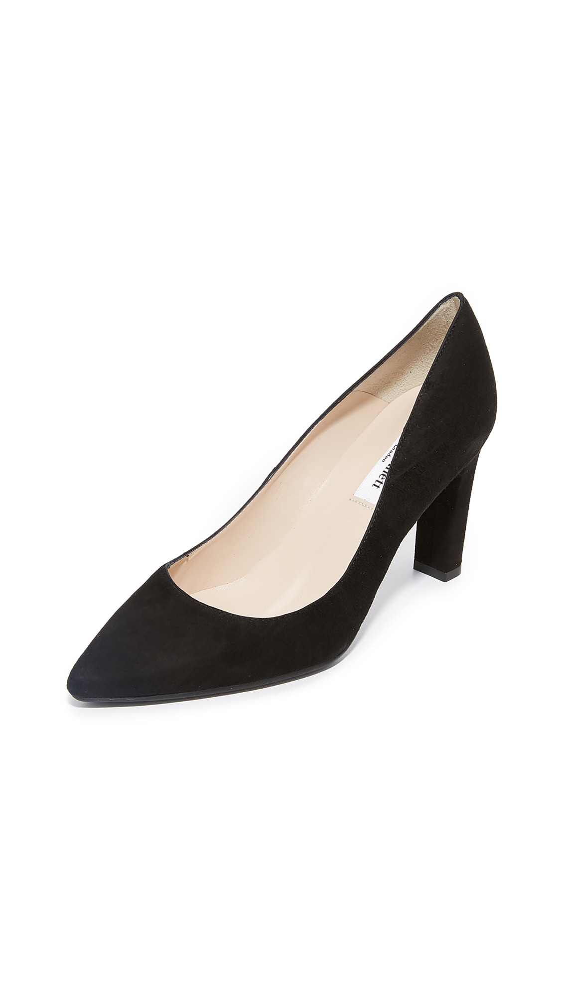L.K. Bennett Tess Pumps - Black
