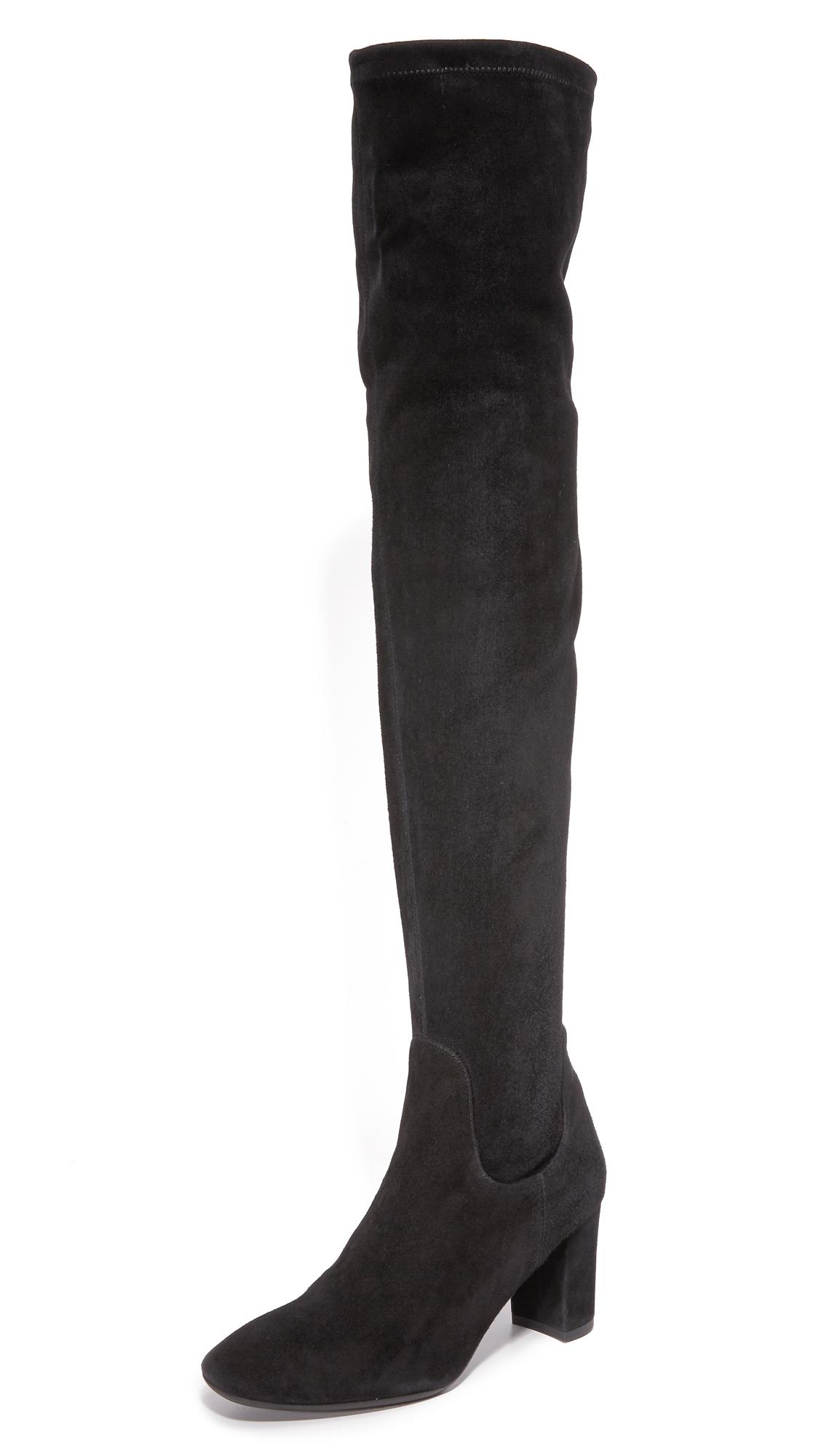 L.K. Bennett Lorde Tall Boots - Truffle