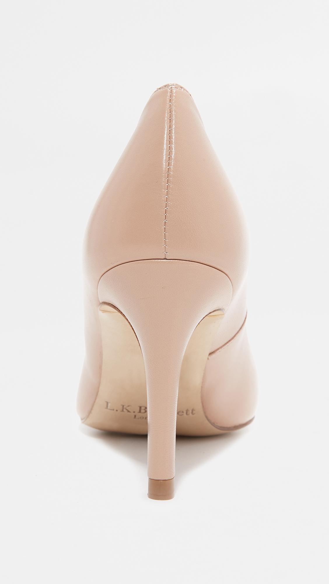Туфли-лодочки Florete L.K. Bennett  (LKBEN3016974662187)