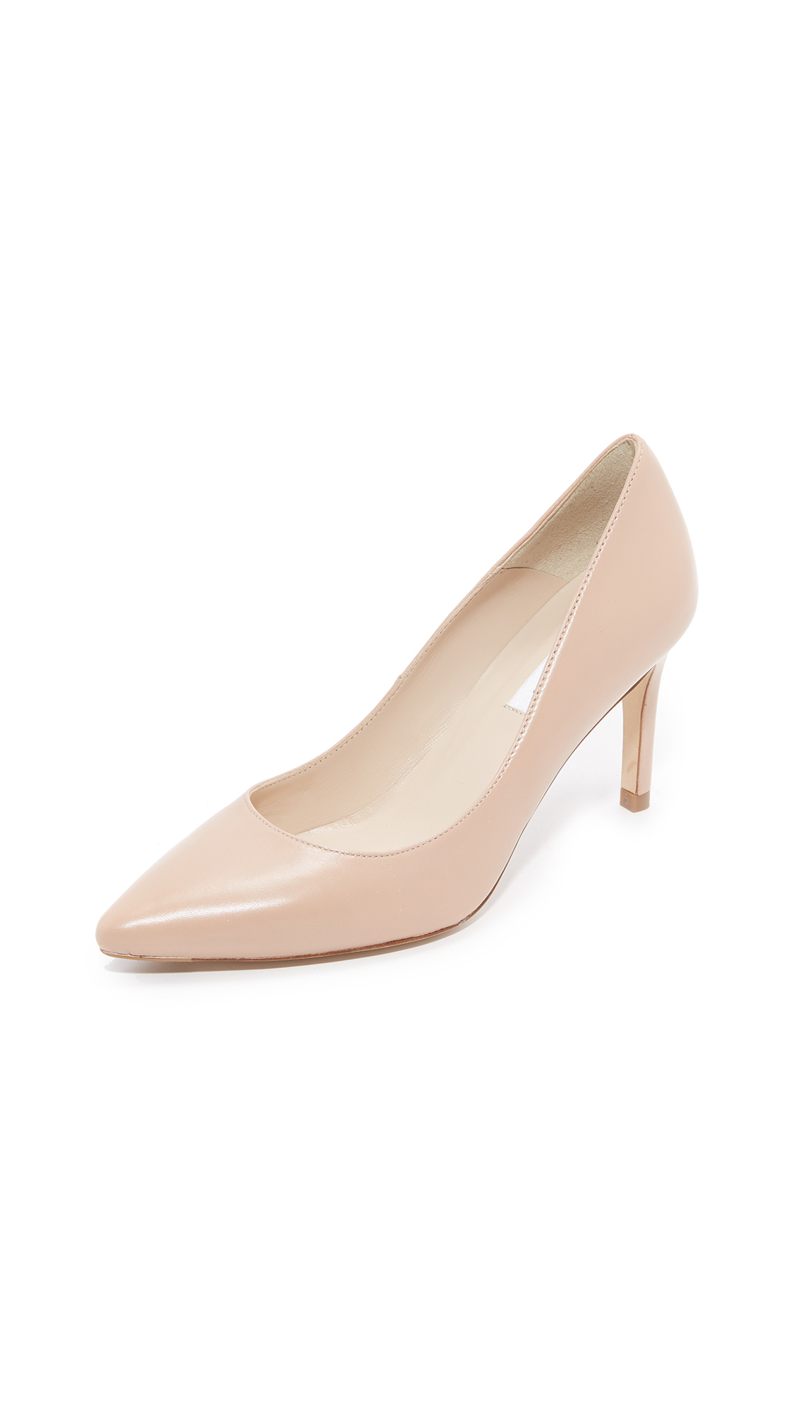 L.K. Bennett Florete Pumps - Trench Tan