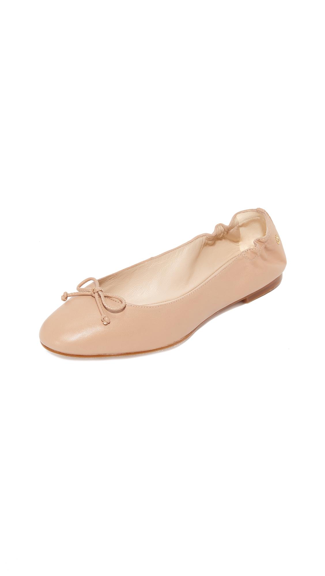 L.K. Bennett Thea Ballet Flats - Trench