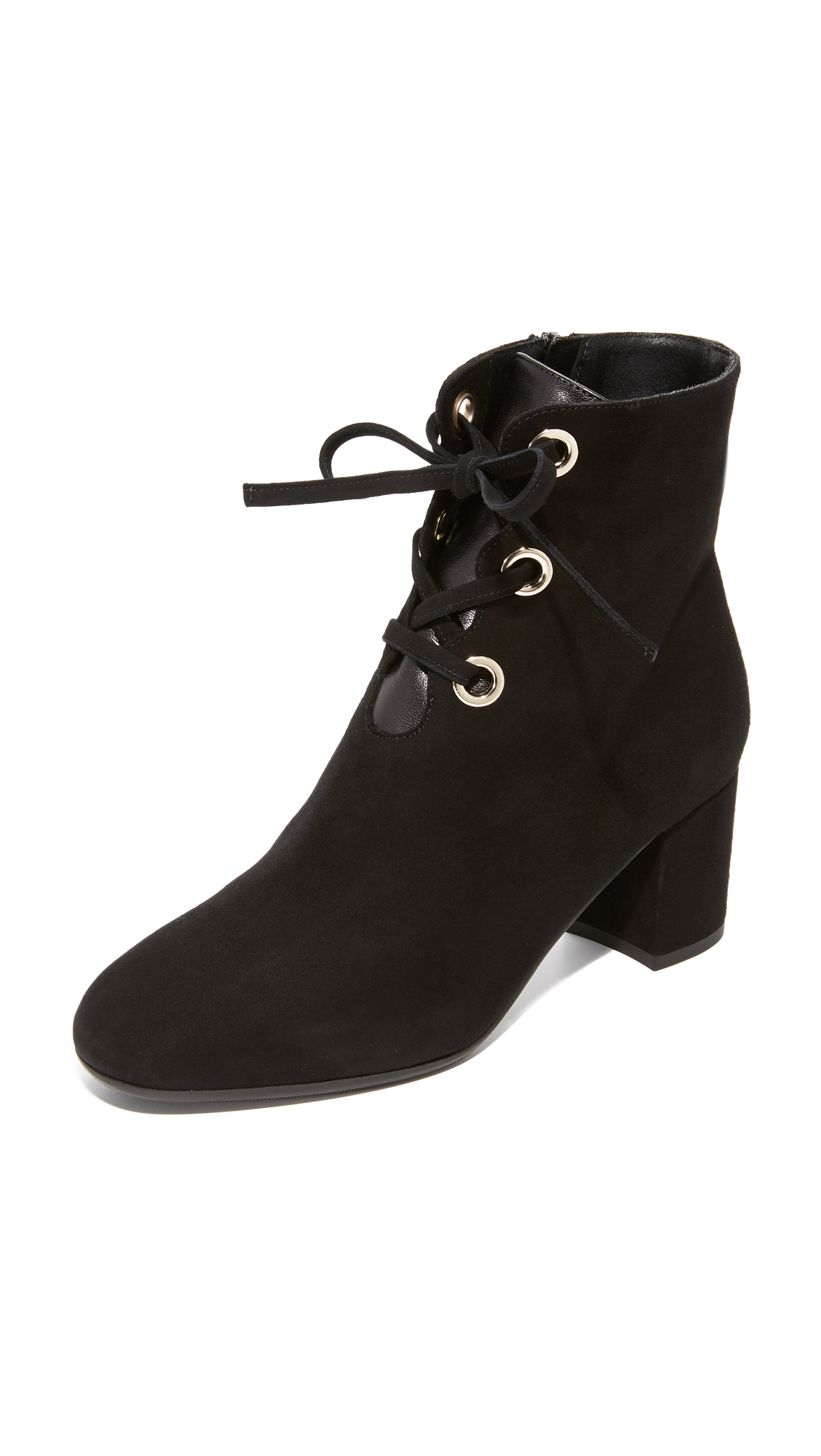 L.K. Bennett Mollie Booties - Black