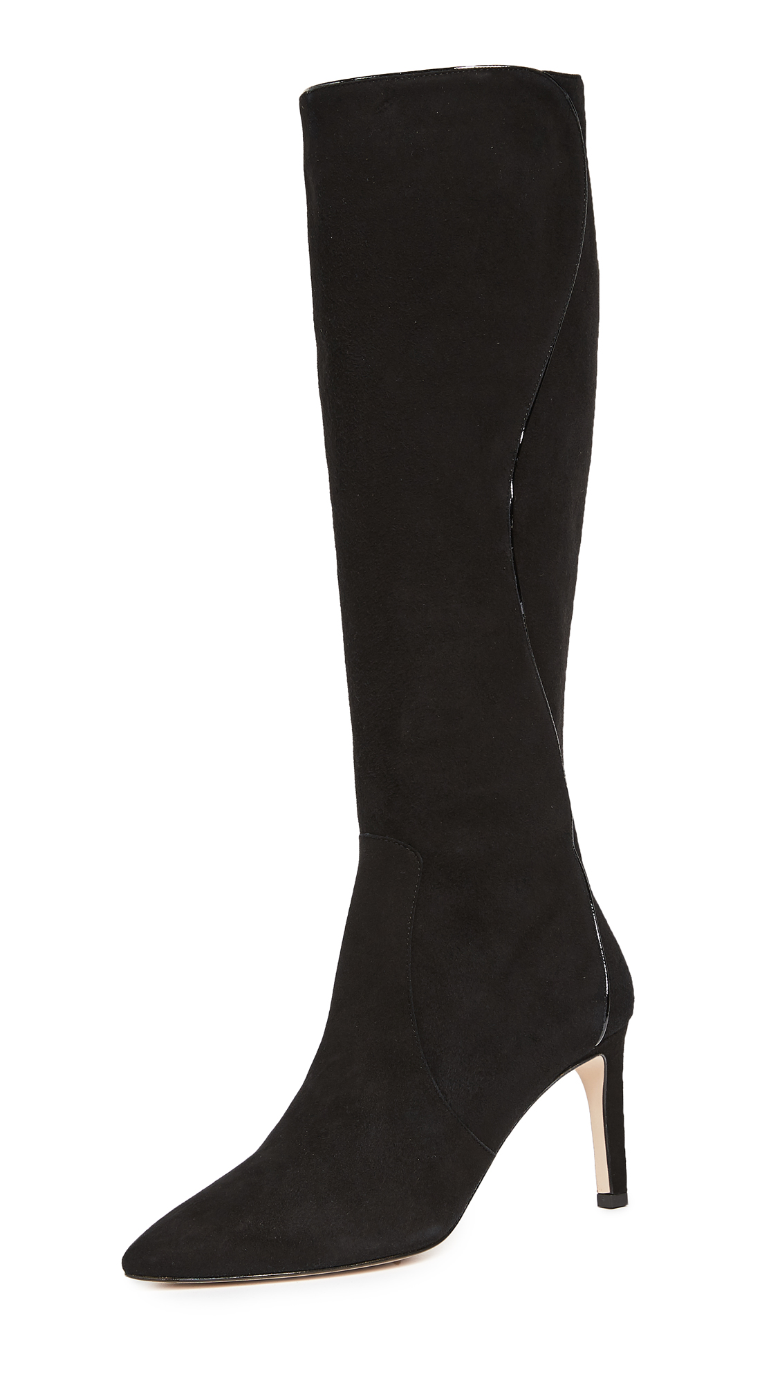 L.K. Bennett Lauren Tall Boots - Black