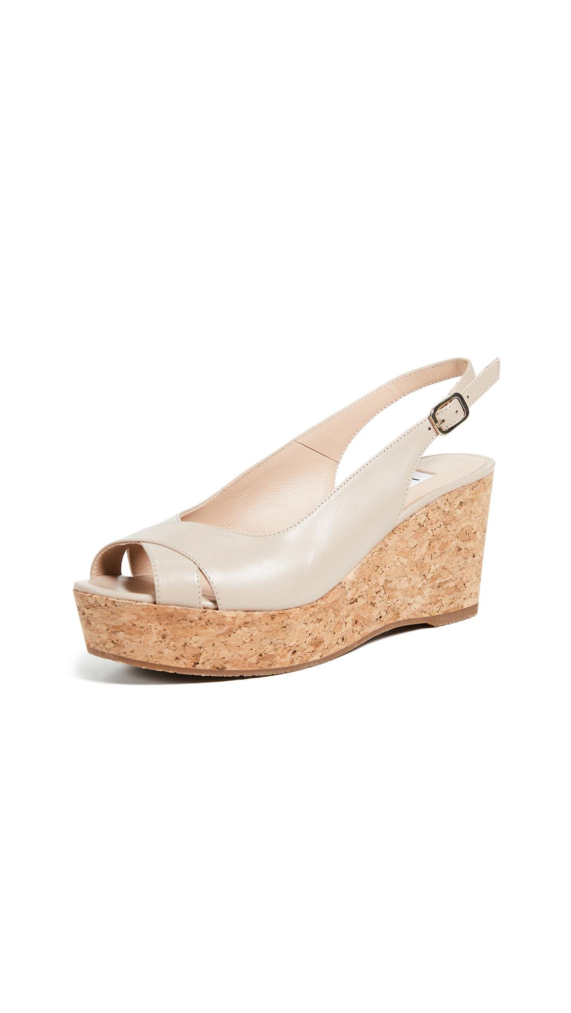 L.K. Bennett Marcia Slingback Sandals In Stone