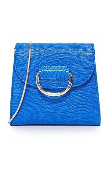 Little Liffner Tiny D Box Bag