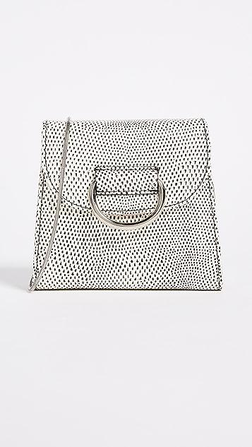 Little Liffner Tiny Box D Cross Body Bag