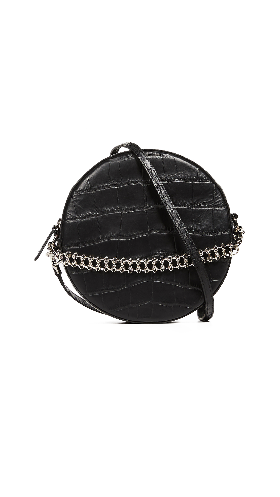 Little Liffner Tambourine Cross Body Bag