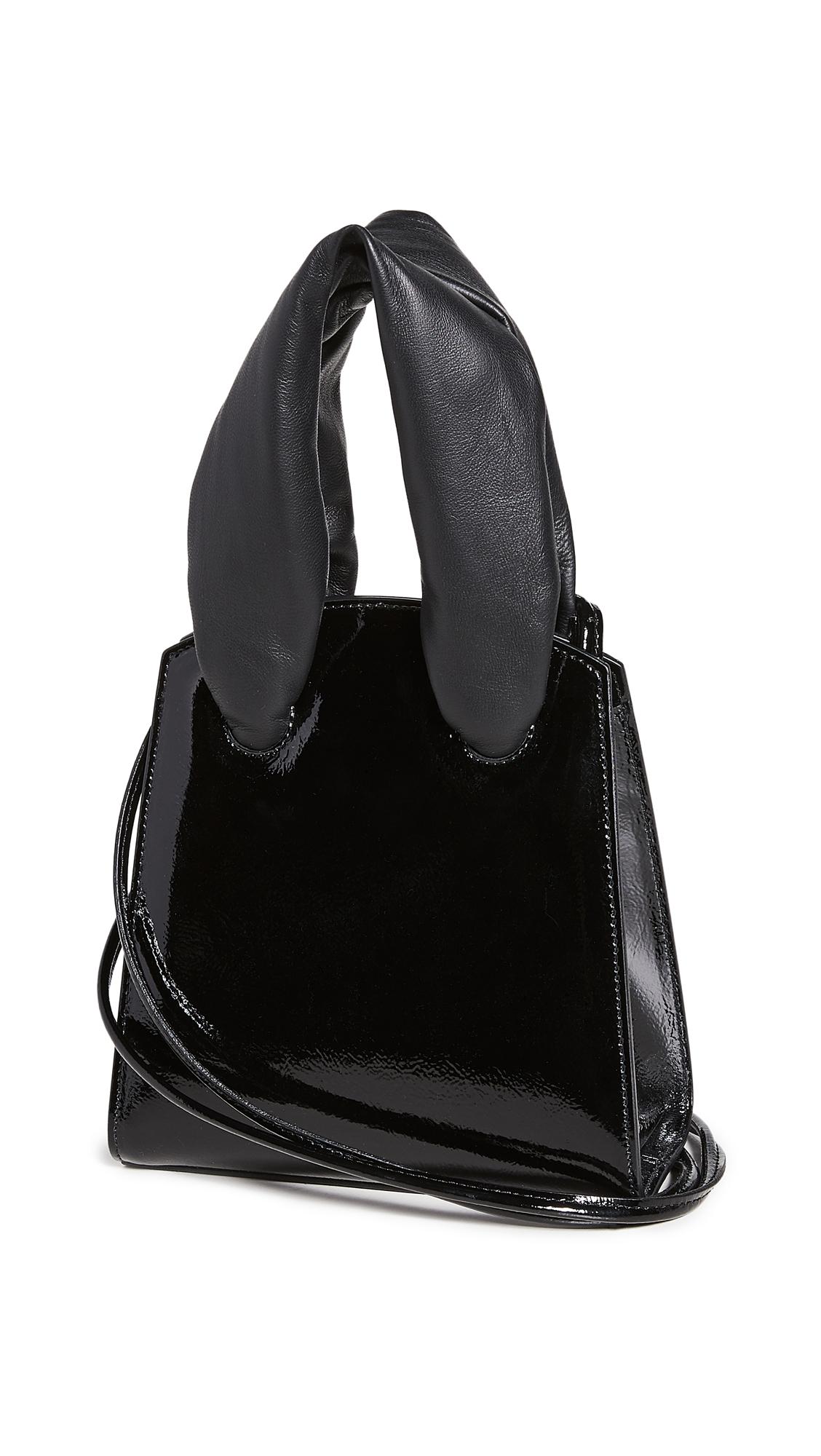 Little Liffner Soft Handle Mini Bag In Black
