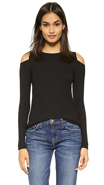 LNA Ribbed Ashley Jane Top