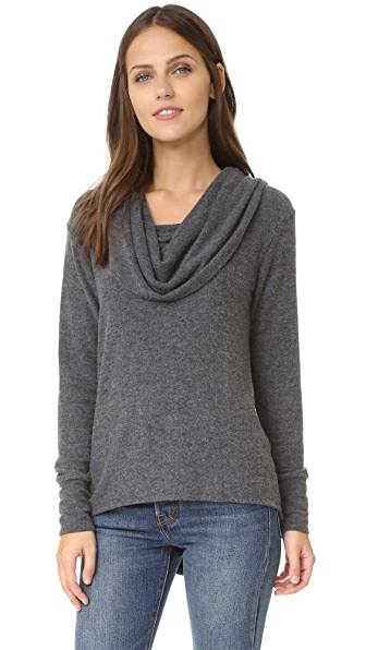 LNA Scarf Sweater