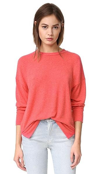 LNA Max Sweatshirt - Red