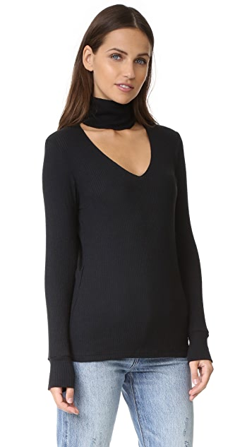 LNA Detached Turtleneck Sweater