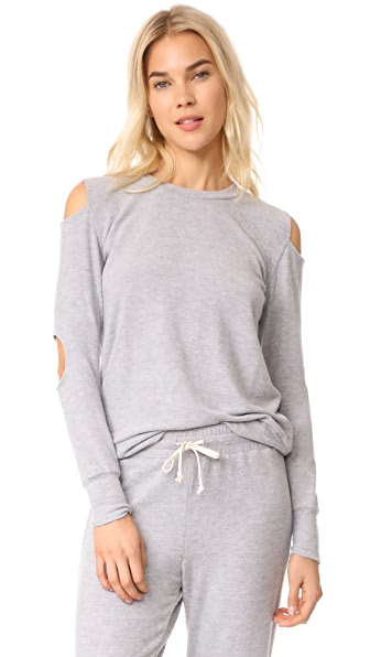 LNA Mesa Sweater - Heather Grey