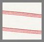 Retro Red Stripe