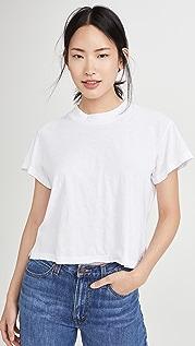 LNA 半高领 Shaden 圆领 T 恤