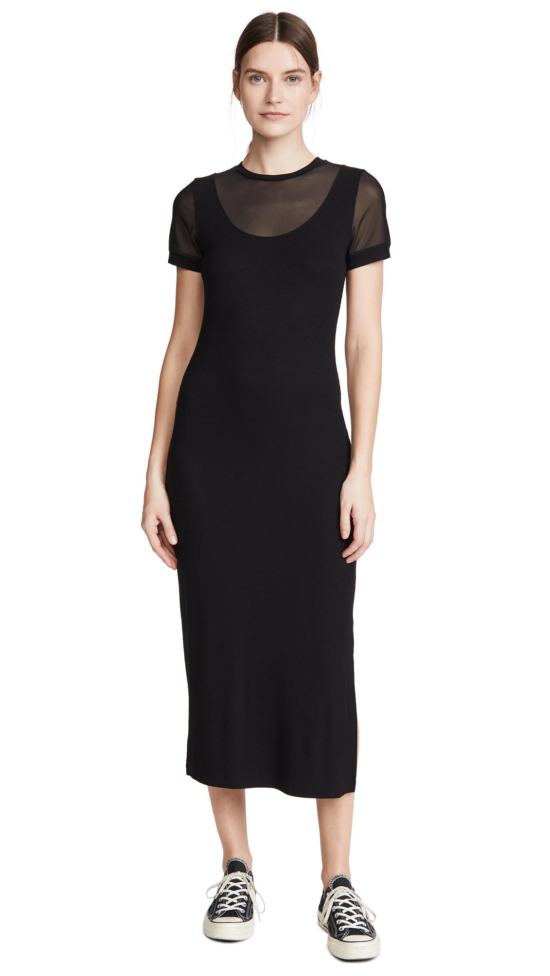 Buy LNA Lola Ribbed Dress online beautiful LNA Clothing, Dresses