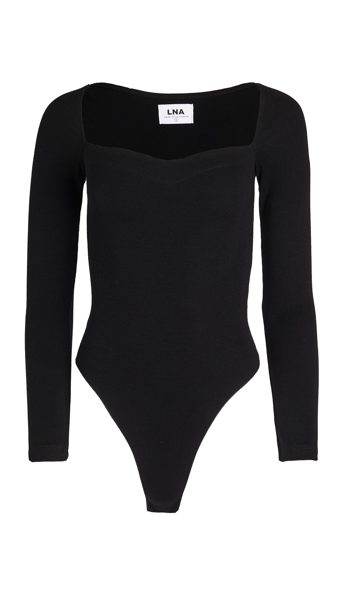 LNA Farrah Rib Bodysuit