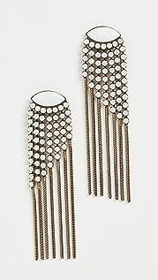 Lionette by Noa Sade Polly Jean Fringe Earrings