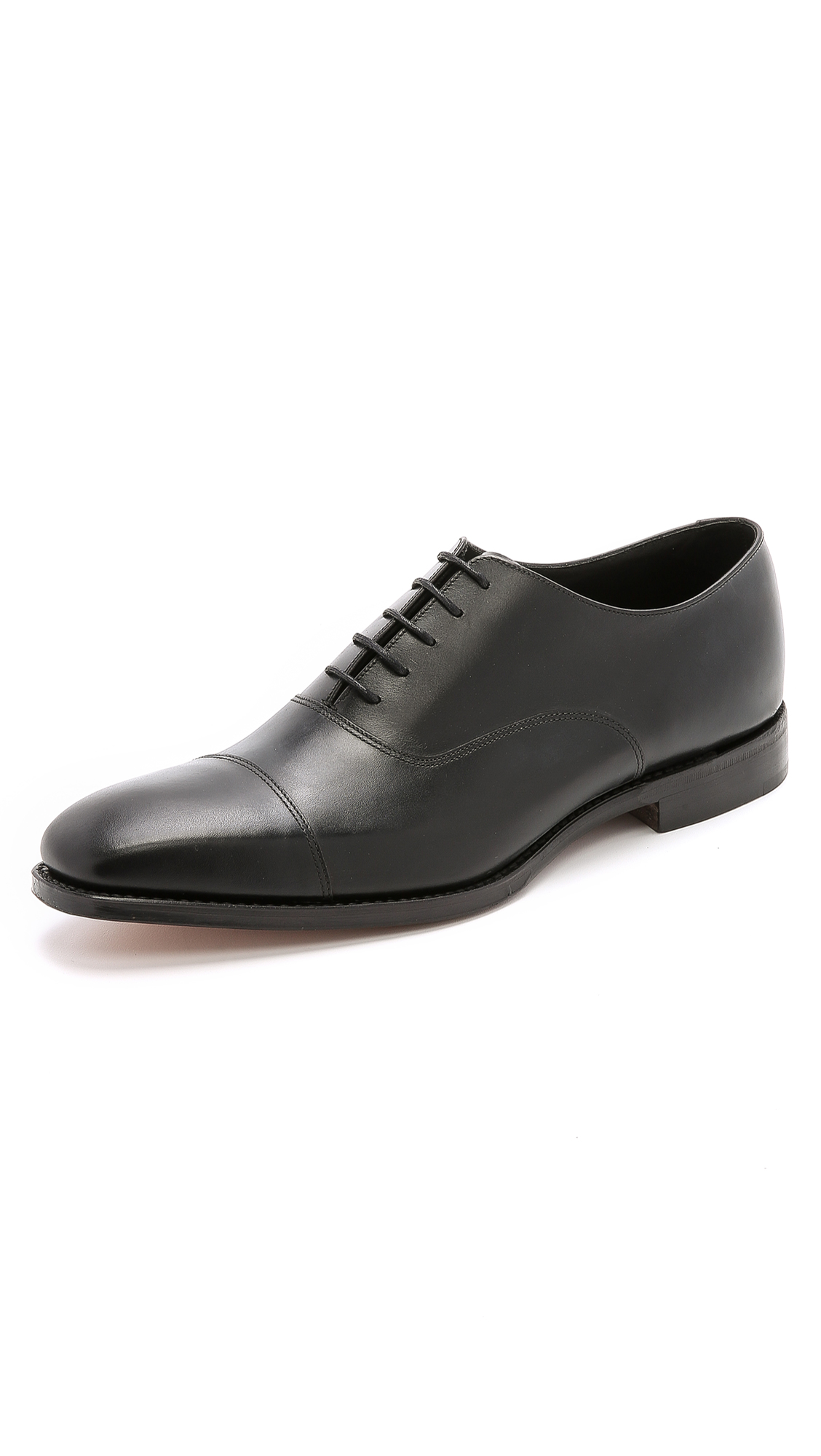 Loake 1880 Rothschild Cap Toe Oxfords