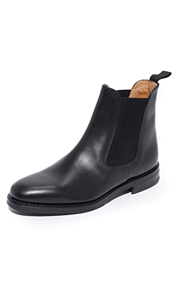 Loake 1880 Blenheim Leather Chelsea Boots