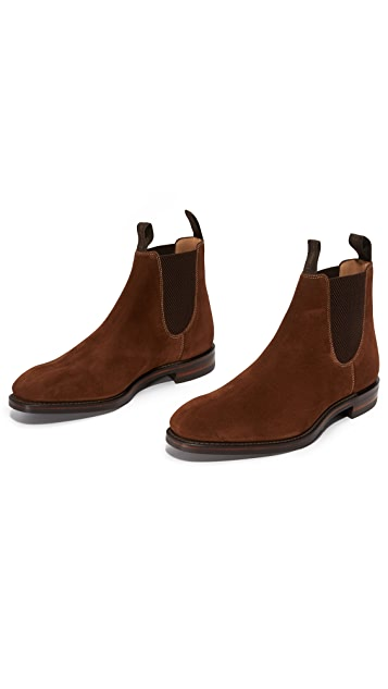 Loake 1880 Chatsworth Suede Chelsea Boots