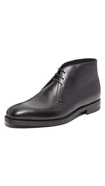 Loake 1880 Plimico Leather Chukka Boots