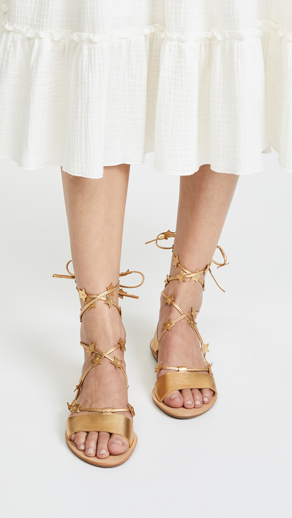 464ac4daf290 Loeffler Randall Starla Flat Sandals