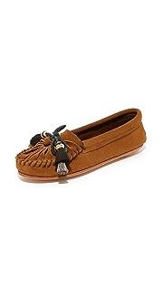 Loeffler Randall Lois 软皮平底鞋