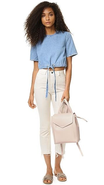 Loeffler Randall Mini Backpack