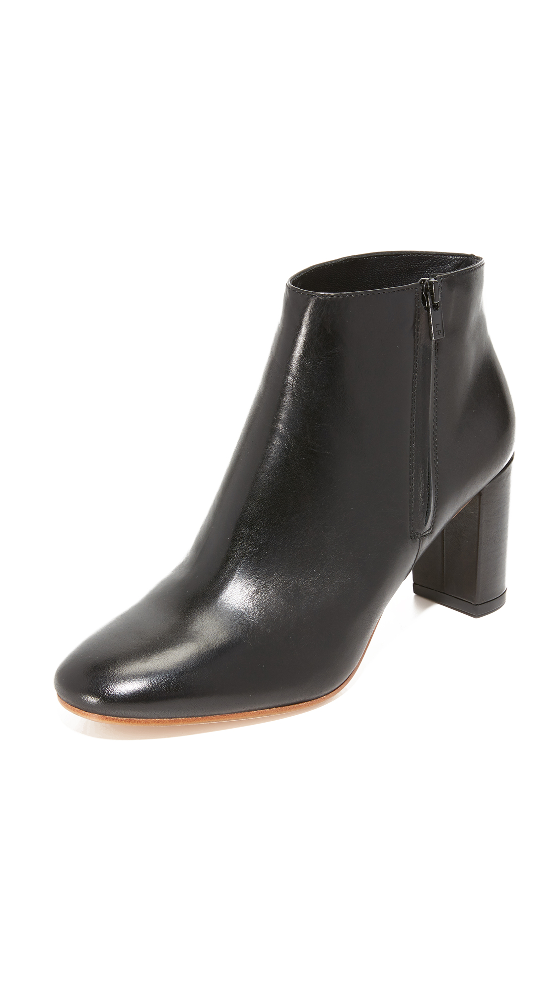 Loeffler Randall Greer Booties - Black