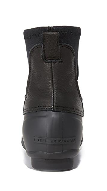 Loeffler Randall Hartley Shearling Booties