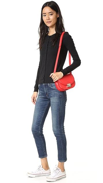 Loeffler Randall Saddle Bag