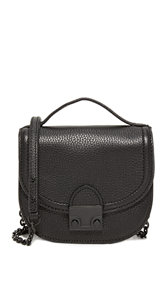 Loeffler Randall Mini Saddle Bag