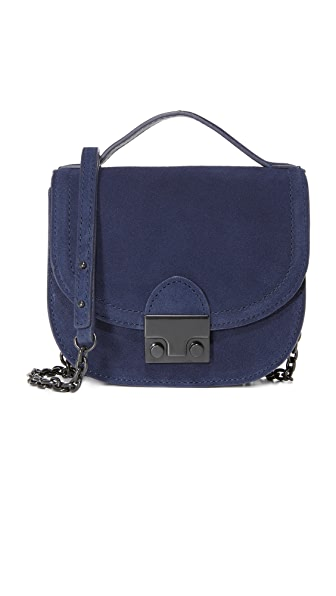 Loeffler Randall Mini Saddle Bag