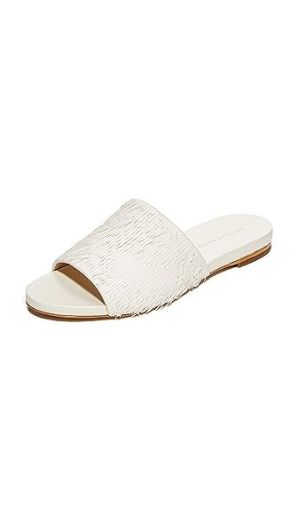 Loeffler Randall Ava Sandals - Ivory