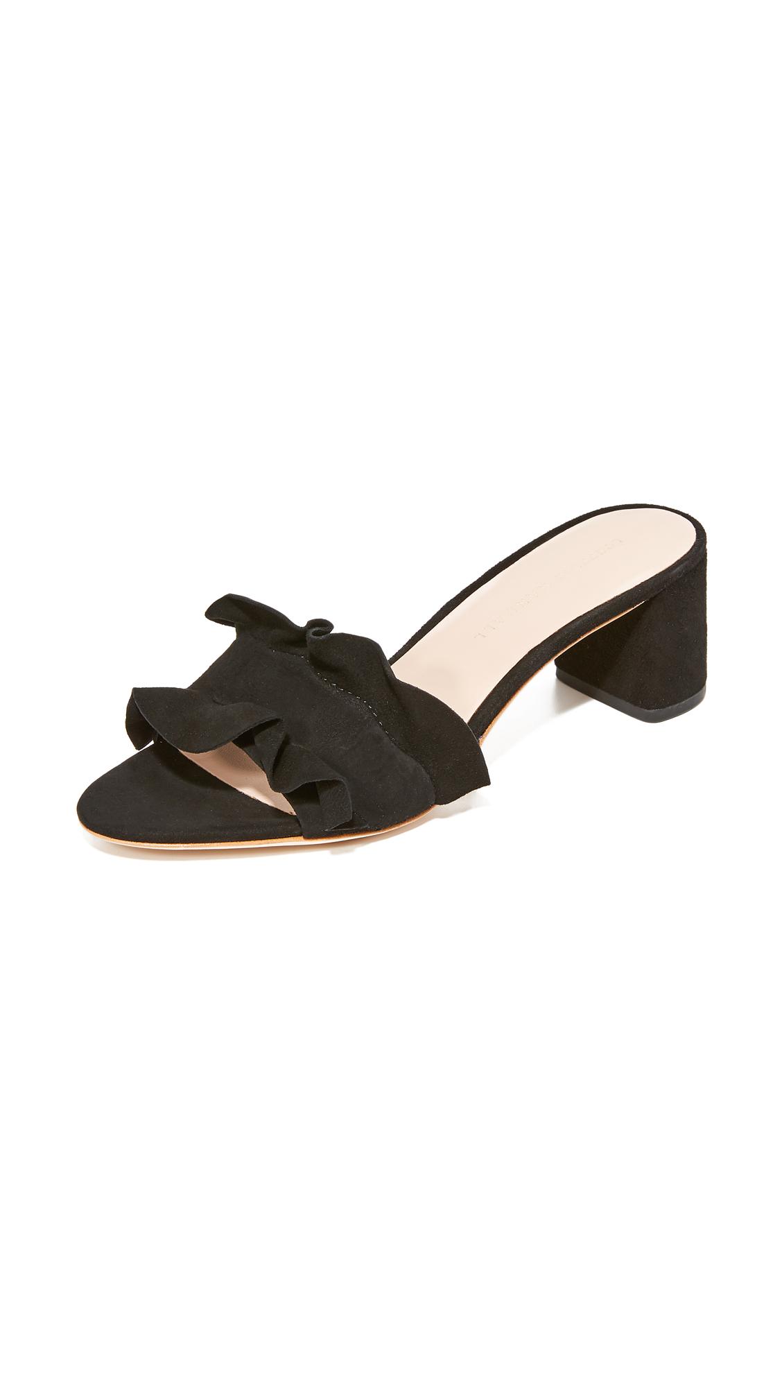 Loeffler Randall Vera City Slides - Black