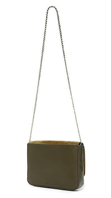 Loeffler Randall Lock Shoulder Bag