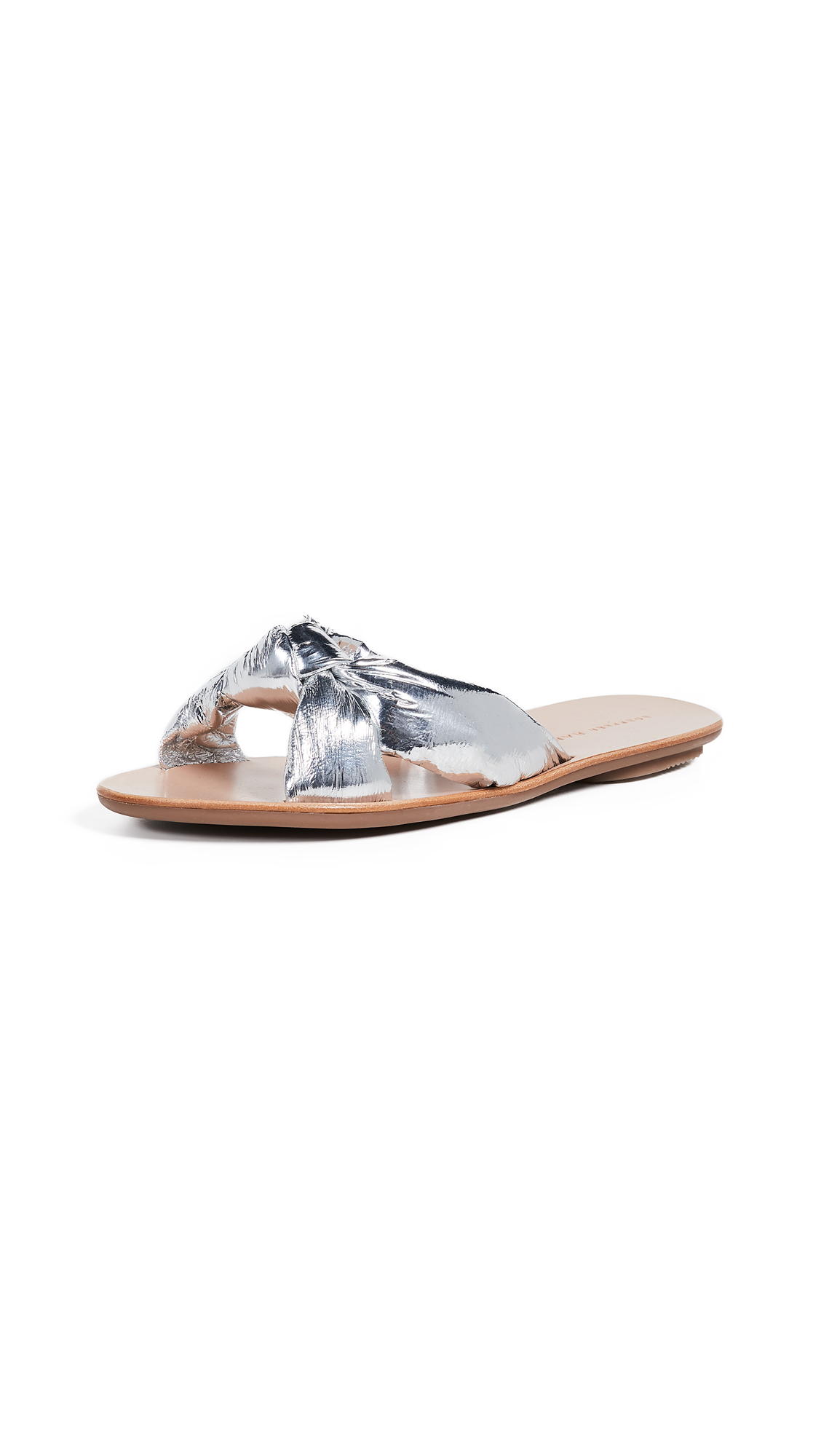 Photo of Loeffler Randall Iris Knotted Slides online shoes sales