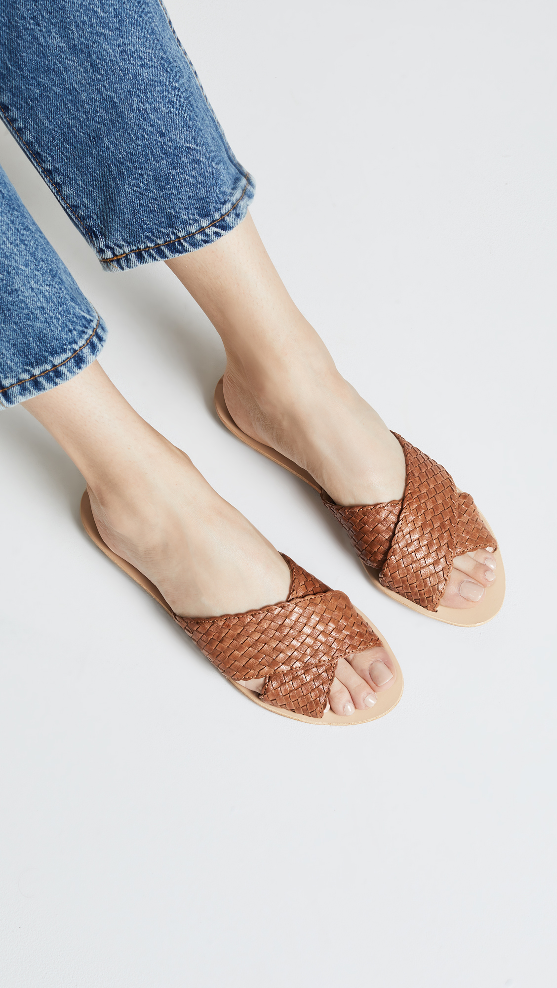 ea555cb25c7b Loeffler Randall Claudie Slide Sandals