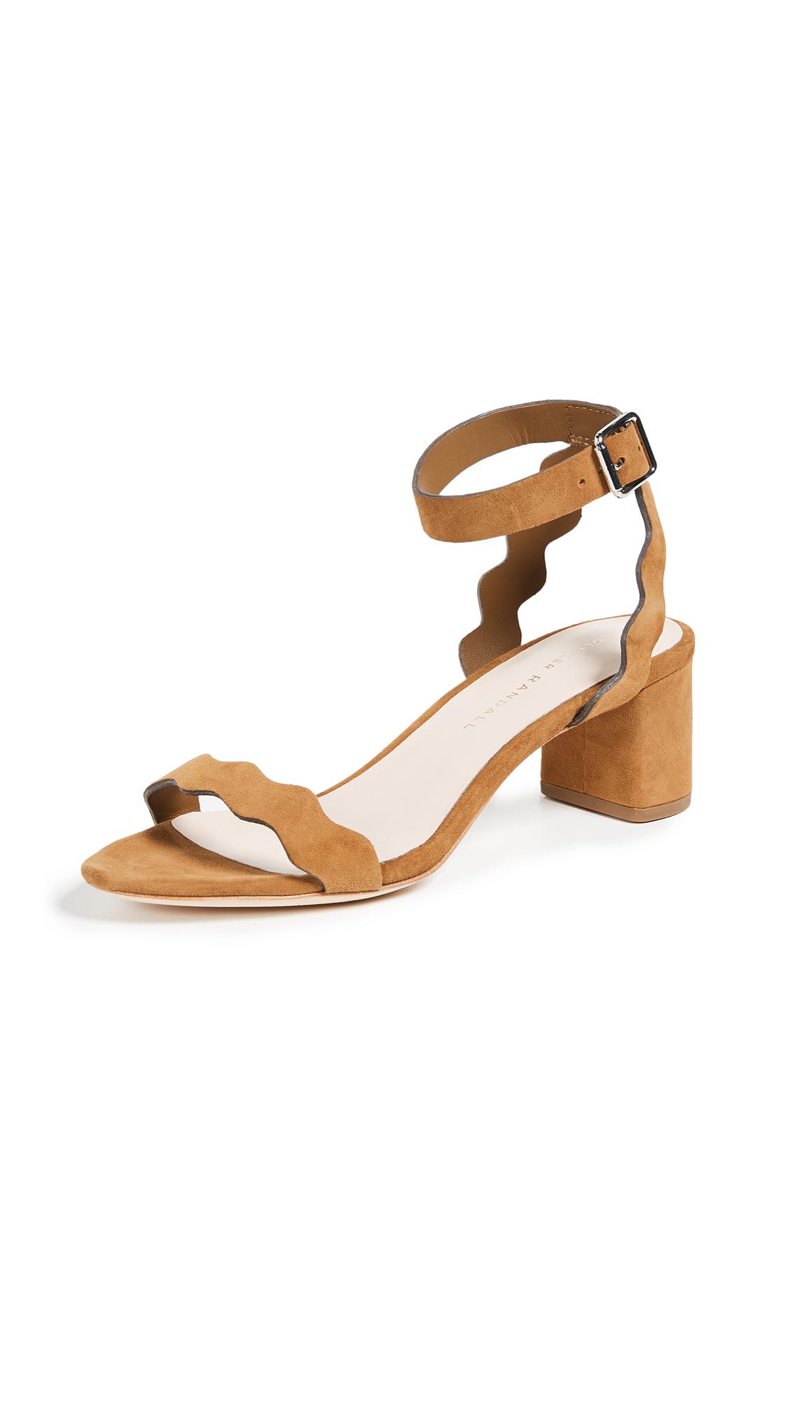 Loeffler Randall Emi Sandals - Sienna