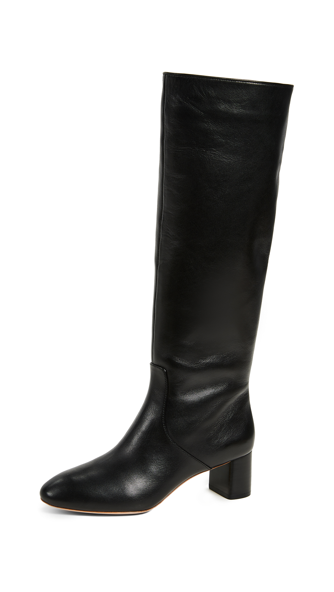 Loeffler Randall Gia Tall Boots In Black